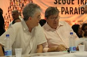João e Ricardo se reúnem em Brasília para deliberar sobre reforma da Previdência