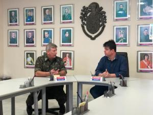 Ampliação do hospital do Exército em João Pessoa terá emenda de Ruy Carneiro