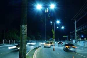 PMJP inicia implantação do LED nas Ruas no corredor da Pedro II e Via Expressa Padre Zé