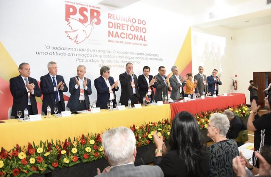 Mesmo com contas estouradas, João segue PSB e se posiciona contra Reforma da Previdência