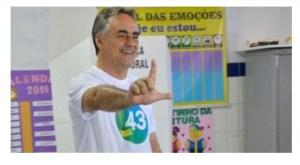 Pesquisa aponta que Luciano Cartaxo tem aprovação de quase 70%