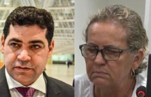 Operação Calvário: Após delação, justiça manda soltar Maria Laura, acata denúncia contra Gilberto Carneiro e assessora e quebra sigilo do processo