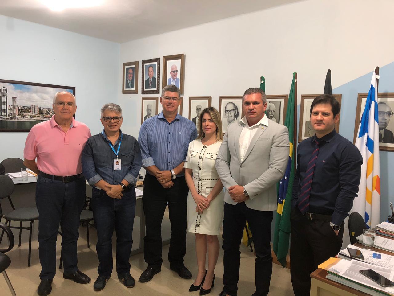 HUAC, FAP e Hospital da Criança receberão R$ 4 milhões em emendas voluntárias de Julian Lemos