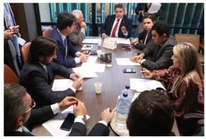 Prioridade da Paraíba: Bancada Federal inclui transposição do Rio São Francisco, Porto de Cabedelo e BR-230 na LDO