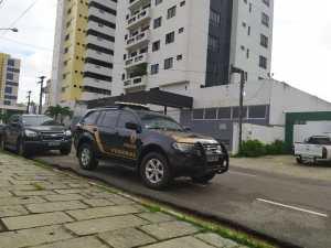PF deflagra operação em municípios paraibanos contra desvio de recursos de merenda