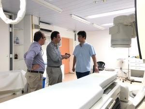 Ruy ouve diretores e médicos para garantir investimentos federais no São Vicente de Paulo