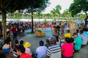 Festa das Neves e AnimaCentro agitam Centro da Capital com atrações para todas as idades