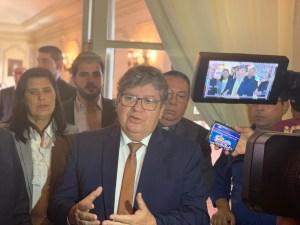 João diz que não participará de reunião com Carlos Siqueira e coloca nas mãos do PSB sua permanência no partido