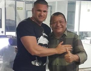 Julian Lemos convida Nilvan Ferreira para o PSL e aumenta especulação sobre candidatura do comunicador à PMJP