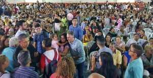 Reunindo mais de mil pessoas, Cartaxo dá início às Assembleias Regionais do OP e destaca que a Capital avança com a participação popular