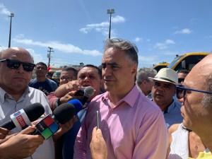 OPERAÇÃO CALVÁRIO: Cartaxo põe em dúvida possível candidatura de Ricardo à Prefeitura de João Pessoa
