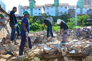 PMJP continua trabalho para pôr fim às áreas de risco da Capital e bairro São José