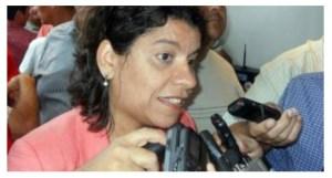 """Estela volta a defender Ricardo no comando do PSB: """"O partido precisa de alguém com dedicação exclusiva"""""""