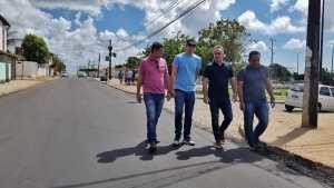 Ação Asfalto: PMJP investe mais de R$ 4 milhões em obras de infraestrutura no Alto do Mateus