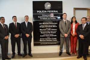 Luciano Cartaxo prestigia inauguração da nova sede da Superintendência da Polícia Federal na Paraíba