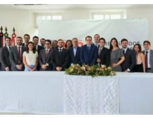 Luciano Cartaxo dá posse a novos procuradores e PMJP fortalece atos de controle interno e modernização da administração municipal