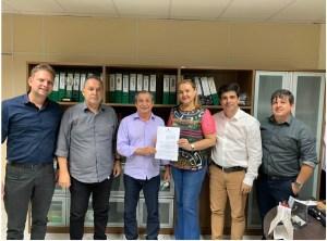 RF encaminha e Câmara de Sapé aprova convênio com o Laureano para repasse de recursos