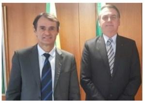 Romero confirma presença de Bolsonaro em inauguração do conjunto Aluízio Campos, mas admite mudança em data do evento