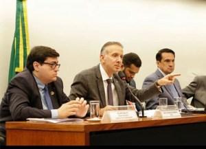 Aguinaldo segue agenda de debates acerca da Reforma Tributária e destaca expectativa para os Seminários Regionais sobre o tema
