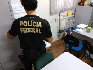 Polícia federal sai às ruas em Campina Grande em nova etapa da 'Famintos'