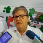 VÍDEO: João desmente Ricardo, insinua que ex-governador tem projetos pessoais na política e diz que nomeação de Nonato foi pedido do socialista
