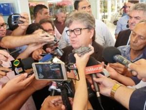 João espera 'conversa franca' com partidos sobre intervenção no PSB