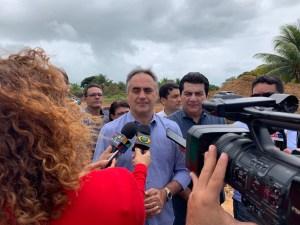 ELEIÇÕES 2020: Cartaxo diz que PV tem total interesse em continuar trabalho à frente da PMJP