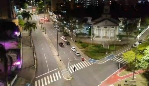 """""""LED nas Ruas"""" chega ao Centro Histórico de João Pessoa"""