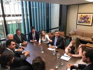 Bancada Federal realiza reunião preliminar para definir emendas ao Orçamento 2020