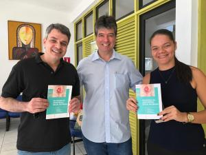 Ruy irá destinar recursos para Casa da Criança com Câncer, em João Pessoa