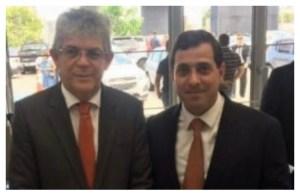 Exonerada por João Azevêdo, mais uma aliada de Ricardo é nomeada no gabinete de Gervásio Maia