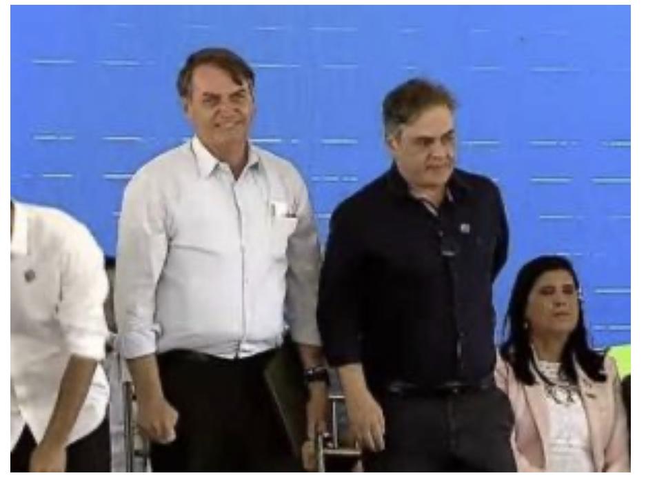 Cássio descarta assumir novo partido de Bolsonaro na Paraíba