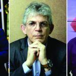 Método: Ricardo Coutinho, Ruy Carneiro e Nilvan Ferreira lideram disputa pela PMJP em 2020