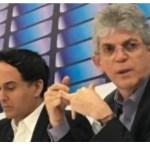 Ricardo Coutinho é hostilizado ao chegar na TV Master para entrevista