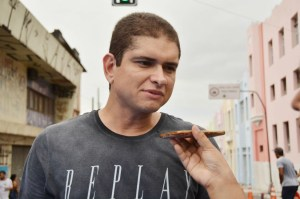 """Tesoureiro do PSDB sai em defesa de Pedro e questiona """"qual moral de Gervásio, para falar de Ronaldo e Cássio"""""""