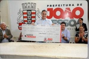 Prefeitura de João Pessoa chega a R$ 52,5 milhões investidos no microcrédito e fim de ano de pequenos empresários se fortalece com mais R$ 1,9 milhão do Banco Cidadão