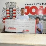 Luciano Cartaxo libera R$ 1,9 milhão do Banco Cidadão e gestão chega à marca de R$ 52,5 milhões investidos no microcrédito