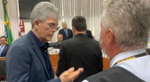 URGENTE: Ministro do STJ manda soltar ex-governador Ricardo Coutinho é mais três presos na Operação Calvário