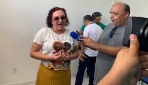 Sandra Marrocos elogia Cartaxo, anuncia saída do PSB e evita defender Ricardo
