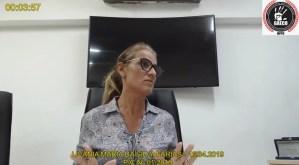 VÍDEO: Livânia revela encontro com Daniel Gomes para tratar da renovação de contrato com o IPCEP mediante continuidade do pagamento de propina a Ricardo depois que socialista deixasse o governo