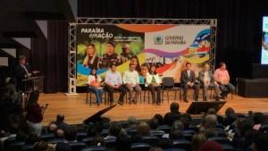 Governador extingue Gol de Placa, anuncia reformas e novos concursos