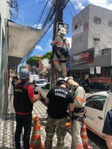 Energisa realiza grande operação de combate ao furto de energia em João Pessoa