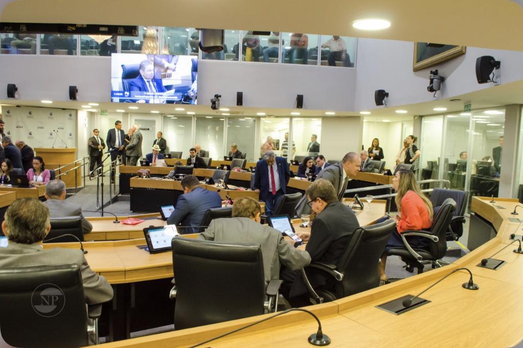 ALPB realiza sessões ordinárias na próxima semana no auditório do MPPB