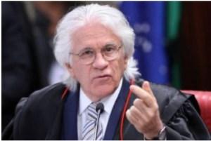 Responsável pela soltura de Ricardo Coutinho, Ministro do STJ é citado em delação de Sérgio Cabral