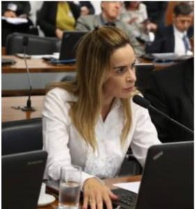 Daniella Ribeiro inicia ano legislativo com pauta sobre Atrofia Muscular Espinhal (AME)