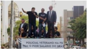 Entidades de Segurança anunciam reunião definitiva com João Azevedo nesta segunda-feira