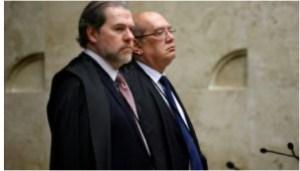 CALVÁRIO: Toffoli extingue recurso do MPF contra liberdade de Ricardo Coutinho e de outros investigados
