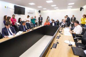 Com voto de deputados do G11, CCJ considera inconstitucional criação da PB saúde