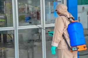 Prefeitura de João Pessoa higieniza UPAs e mercados públicos nesta segunda-feira no combate ao coronavírus
