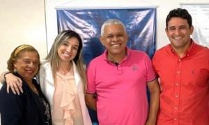 Articulação: Helena Holanda tira licença e Edson Cruz retorna à Câmara Municipal de João Pessoa